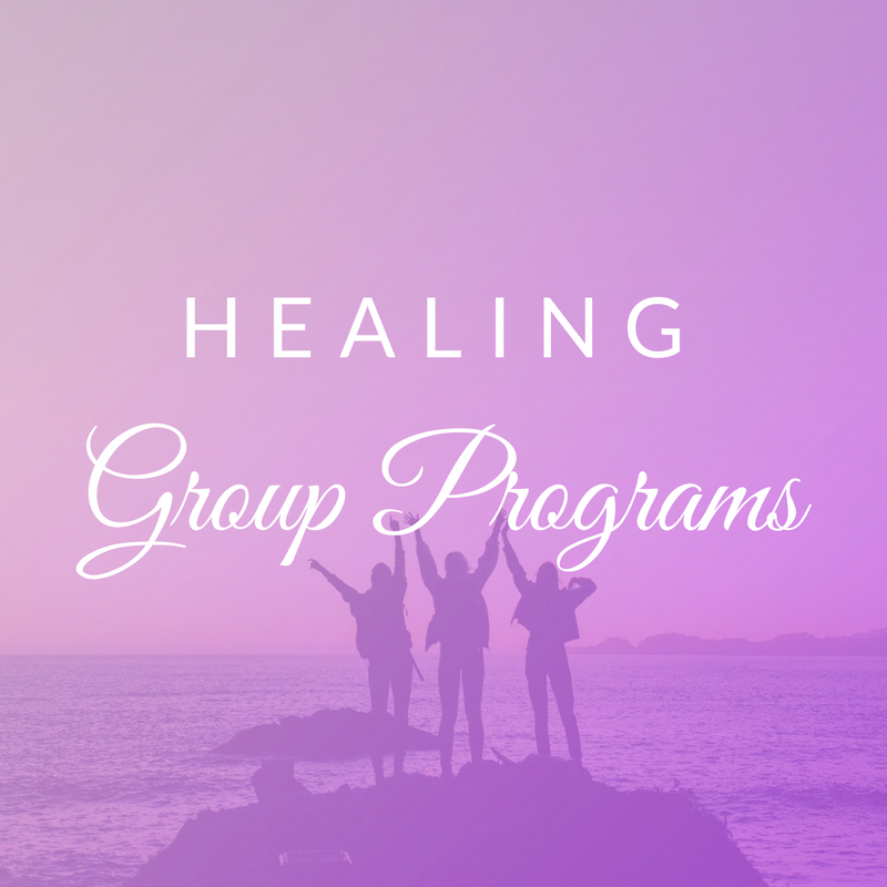 Healing Group Programs